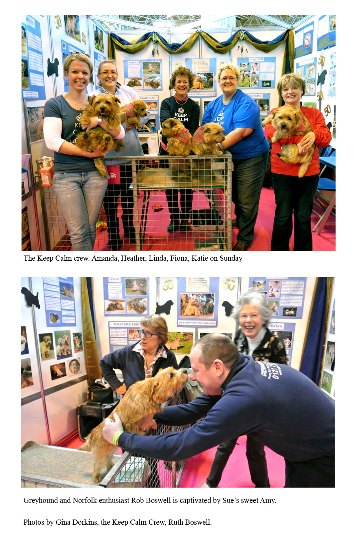Discover Dogs 2014 Crufts
