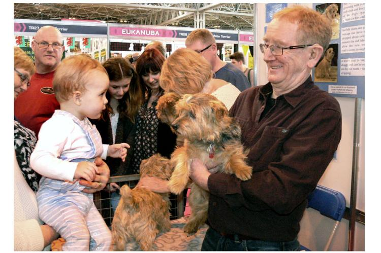 Discover Dogs Crufts 2016
